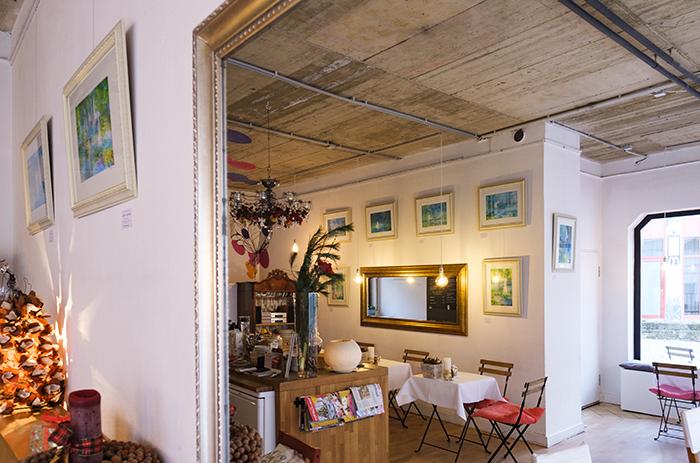 Gallery Café Monroe